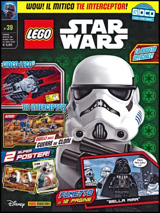 PANINI SPACE #    39 - LEGO STAR WARS 39