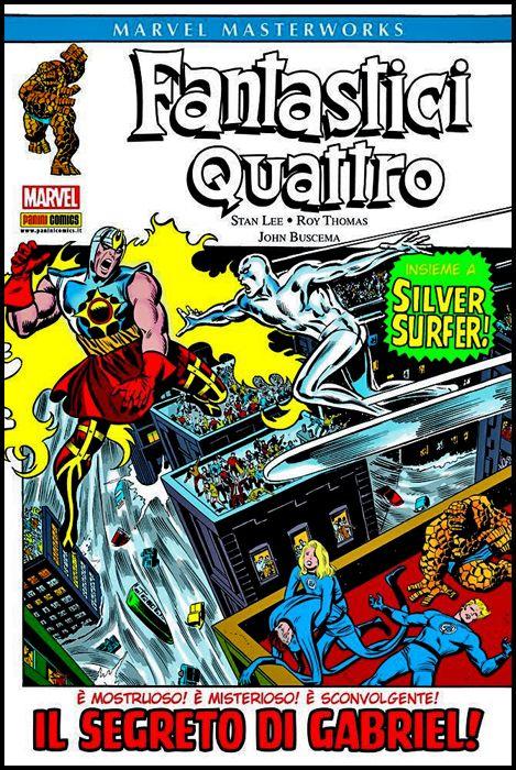 MARVEL MASTERWORKS - FANTASTICI QUATTRO #    12