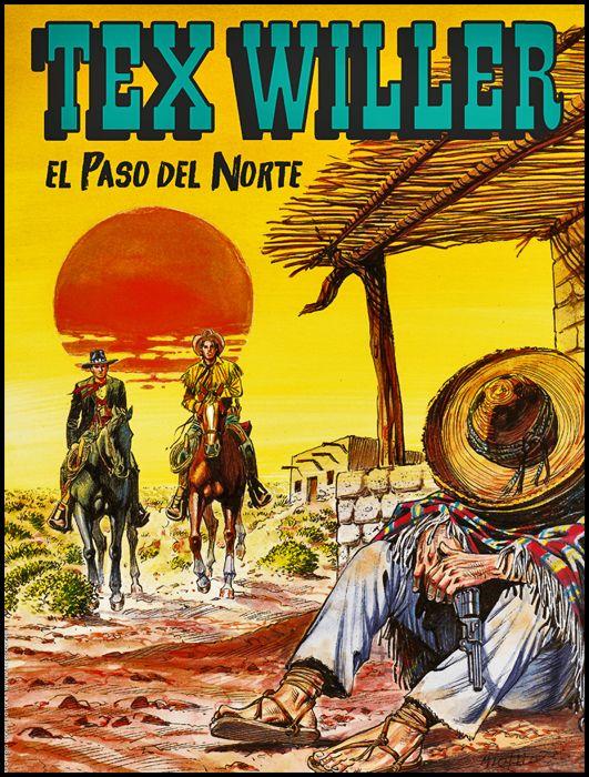 TEX WILLER #    26: EL PASO DEL NORTE