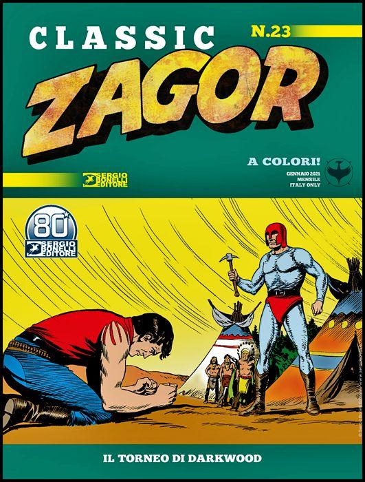 ZAGOR CLASSIC #    23: IL TORNEO DI DARKWOOD