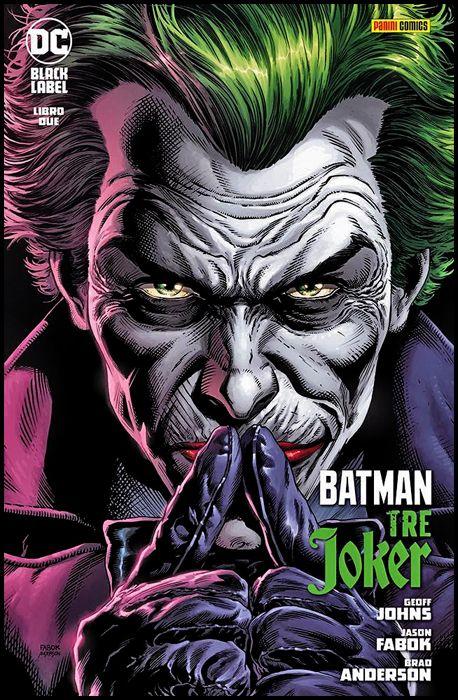 DC BLACK LABEL - BATMAN: TRE JOKER #     2