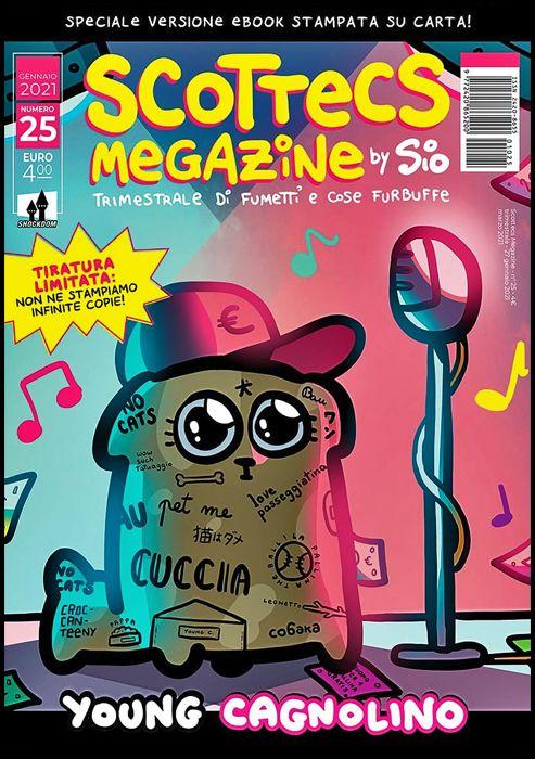 SCOTTECS MEGAZINE #    25