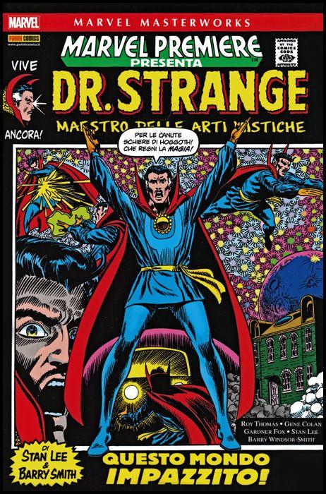 MARVEL MASTERWORKS - DOCTOR STRANGE #     4
