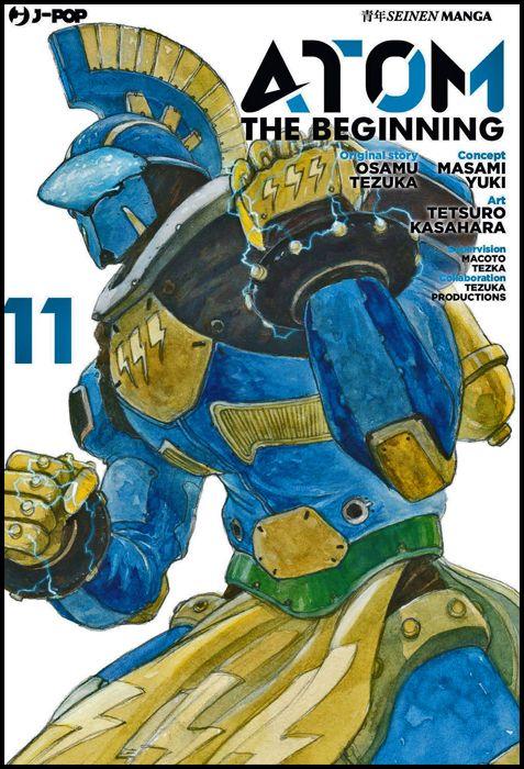 ATOM THE BEGINNING #    11