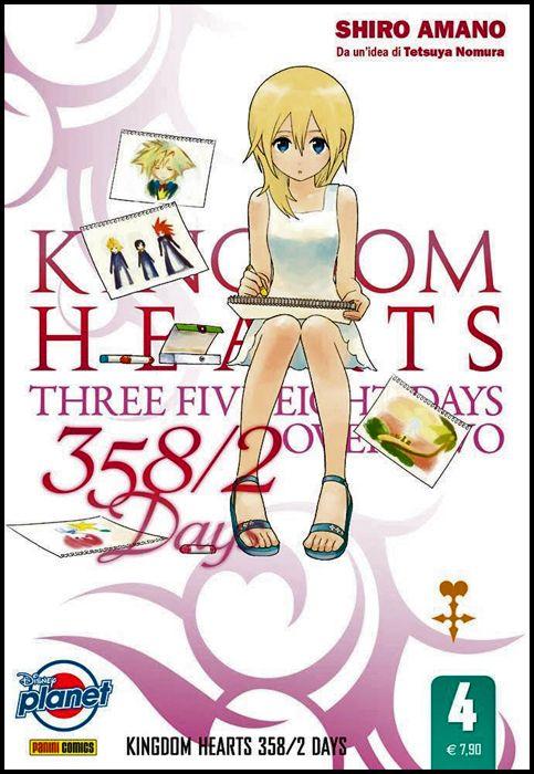 PLANET DISNEY #    25 - KINGDOM HEARTS 20 - KINGDOM HEARTS 358/2 DAYS 4