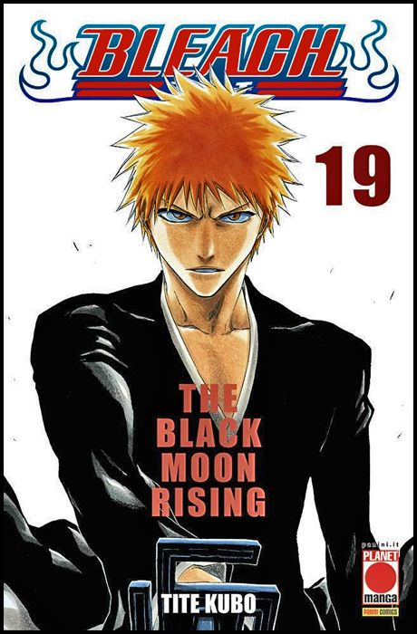 BLEACH #    19 4A RISTAMPA