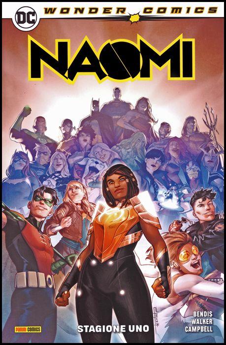 WONDER COMICS COLLECTION - NAOMI #     1; STAGIONE UNO