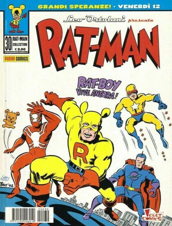 RAT-MAN COLLECTION #    30