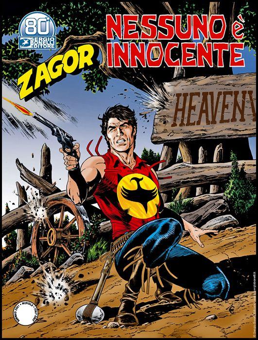 ZENITH #   717 - ZAGOR 666: NESSUNO È INNOCENTE