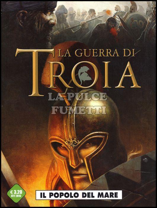 COSMO SERIE VERDE - LA GUERRA DI TROIA 1/2 COMPLETA