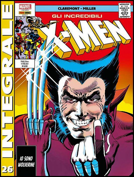 MARVEL INTEGRALE - X-MEN #    26