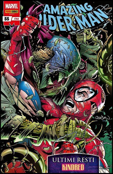 UOMO RAGNO #   764 - AMAZING SPIDER-MAN 55