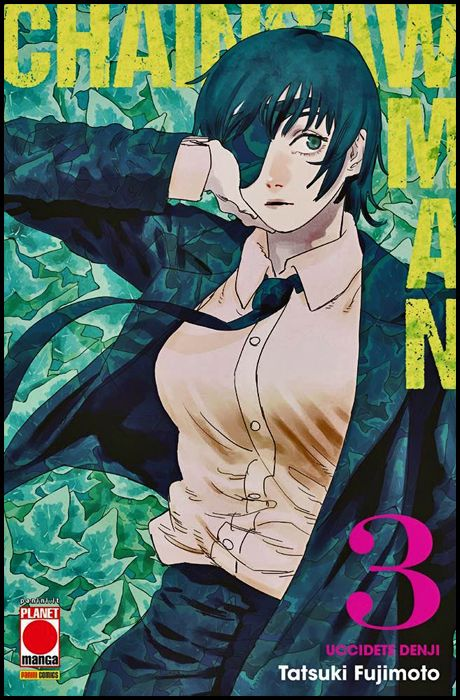 MONSTERS #    13 - CHAINSAW MAN 3