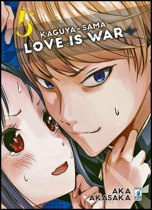 FAN #   257 - KAGUYA-SAMA: LOVE IS WAR 5