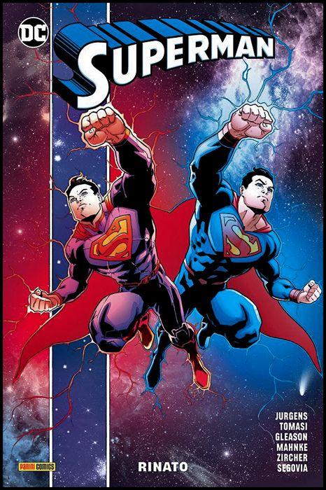 DC REBIRTH COLLECTION - SUPERMAN: RINATO