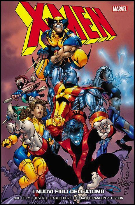 X-MEN - SEAGLE & KELLY #     4: I NUOVI FIGLI DELL'ATOMO