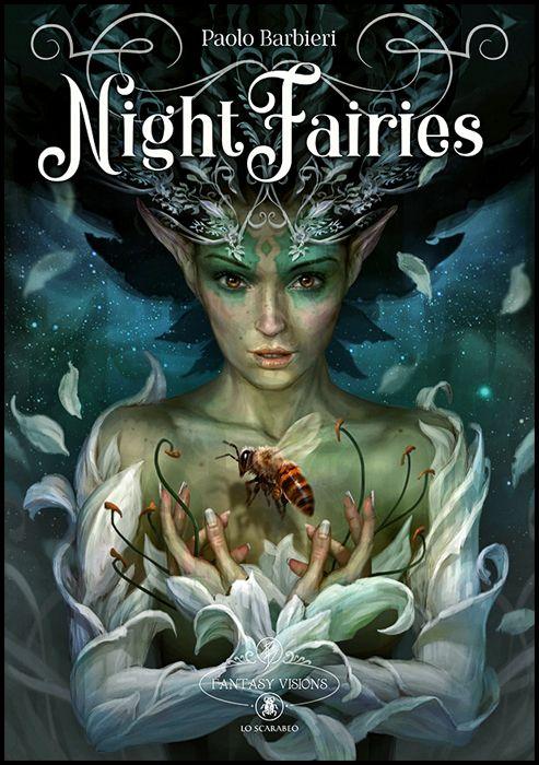 PAOLO BARBIERI NIGHT FAIRIES