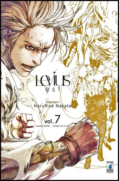 MITICO #   275 - LEVIUS/EST 7