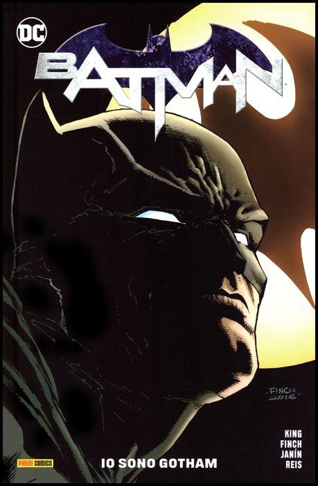 DC REBIRTH COLLECTION - BATMAN #     1: IO SONO GOTHAM