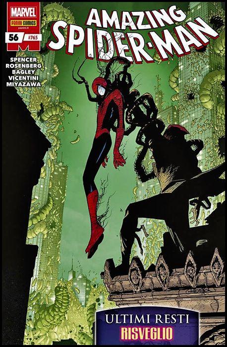 UOMO RAGNO #   765 - AMAZING SPIDER-MAN 56
