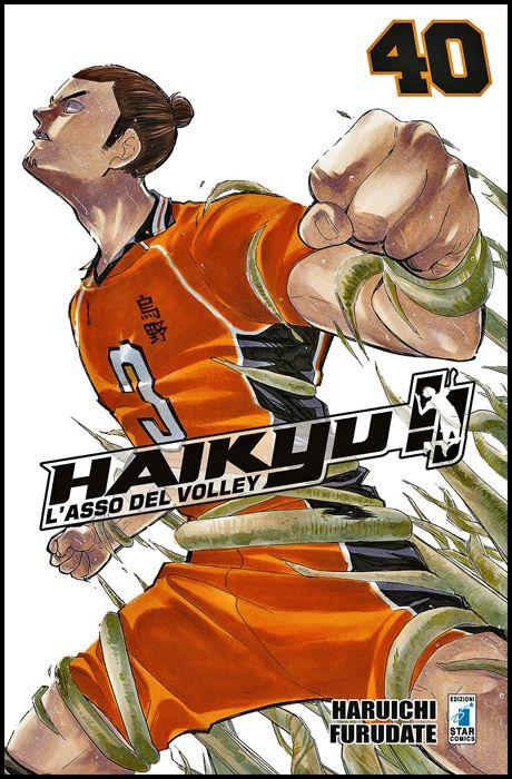 TARGET #   106 - HAIKYU!! 40