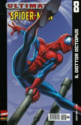 ULTIMATE SPIDER-MAN #     8: IL DOTTOR OCTOPUS