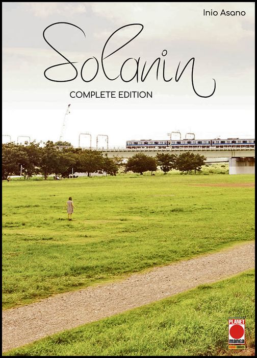 ASANO COLLECTION - SOLANIN COMPLETE EDITION - 1A RISTAMPA