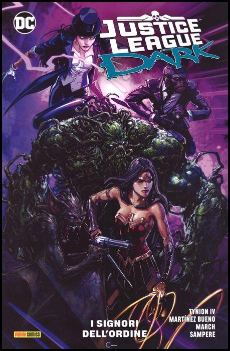 DC COMICS SPECIAL - JUSTICE LEAGUE DARK #     2: I SIGNORI DELL'ORDINE