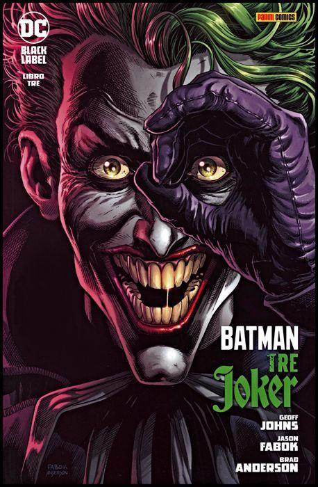 DC BLACK LABEL - BATMAN: TRE JOKER #     3
