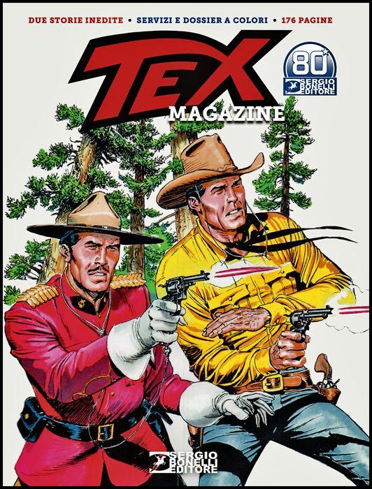 TEX MAGAZINE #     7 - 2021