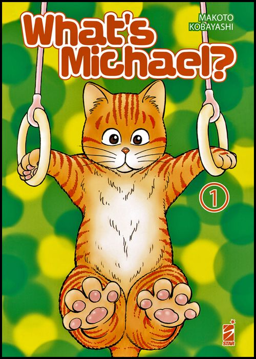 NEVERLAND #   346 - WHAT'S MICHAEL? MIAO EDITION 1