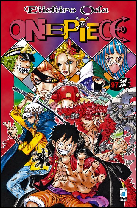 YOUNG #   321 - ONE PIECE 97