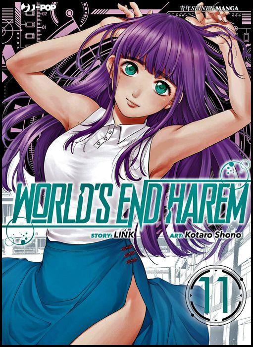 WORLD'S END HAREM #    11