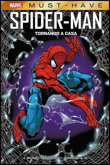 MARVEL MUST-HAVE #    22 - SPIDER-MAN: TORNANDO A CASA