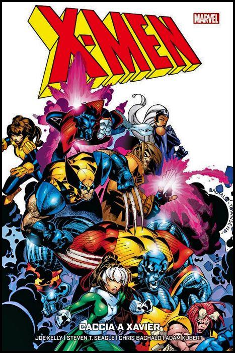 X-MEN - SEAGLE & KELLY #     5: CACCIA A XAVIER
