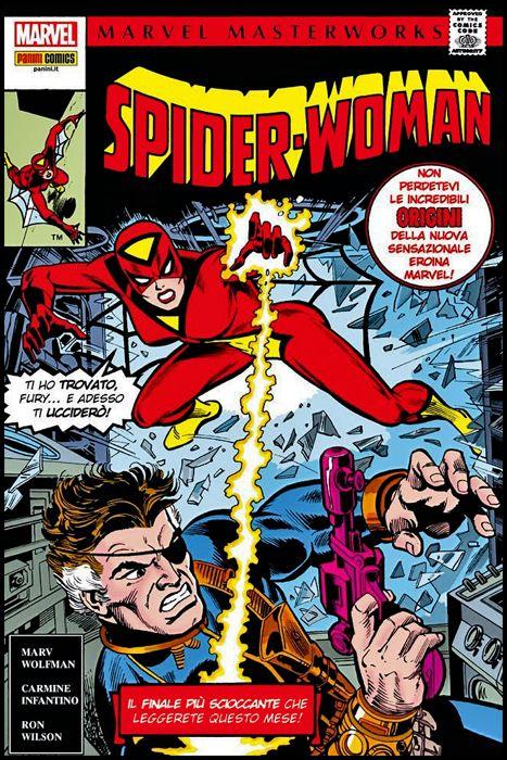 MARVEL MASTERWORKS - SPIDER-WOMAN #     1