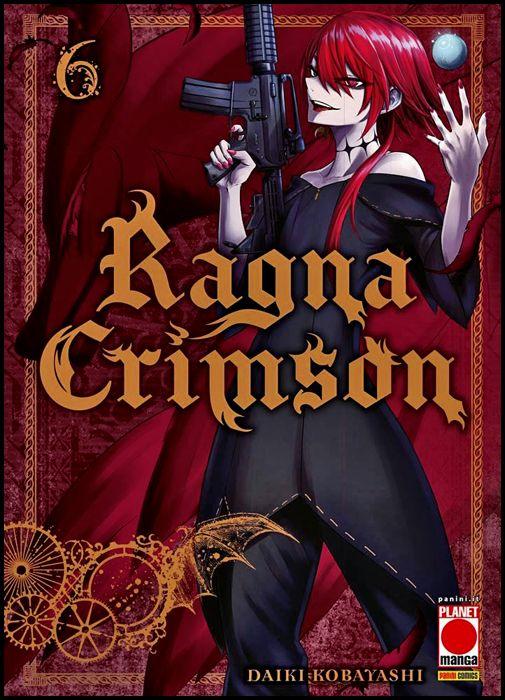 RAGNA CRIMSON #     6