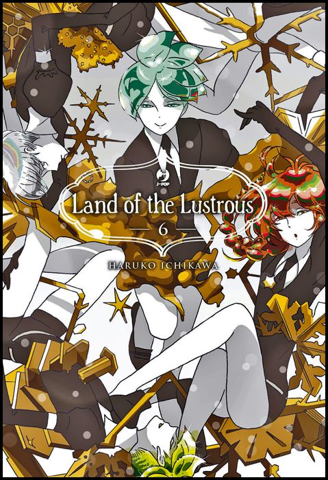 LAND OF THE LUSTROUS #     6