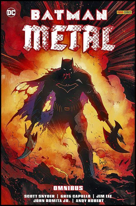 DC OMNIBUS - BATMAN: METAL