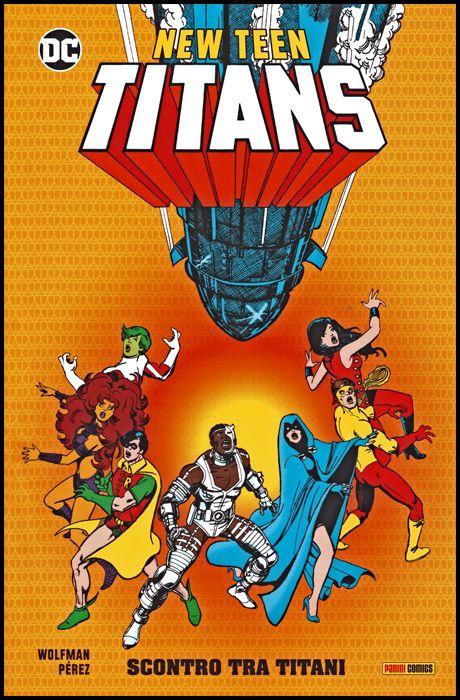 NEW TEEN TITANS #     2: SCONTRO TRA TITANI