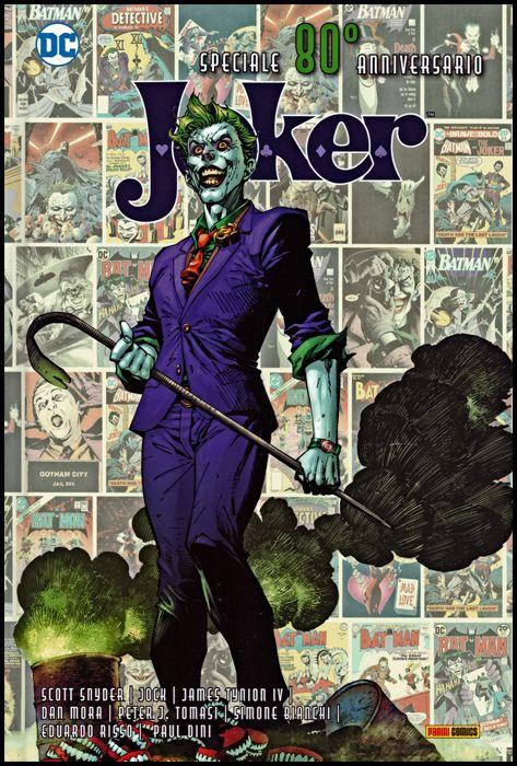 DC ANNIVERSARY - JOKER: SPECIALE 80° ANNIVERSARIO