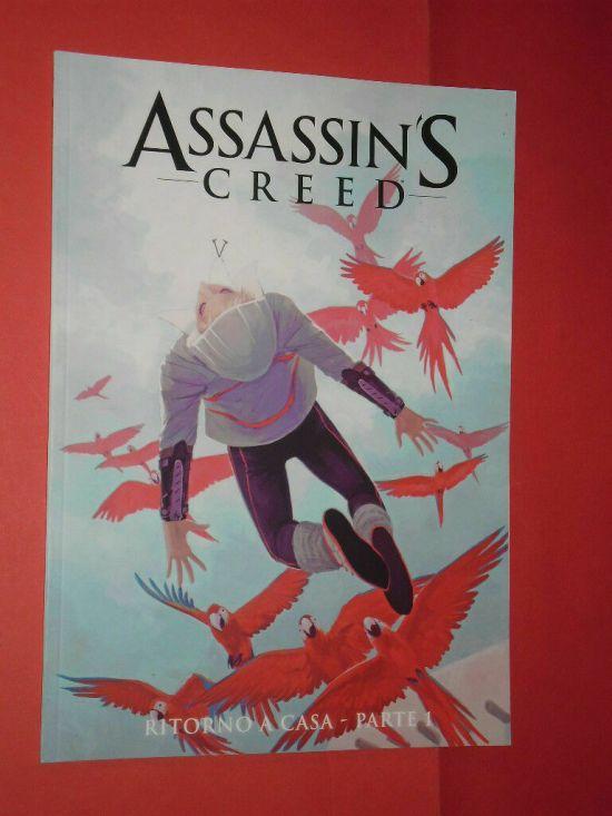 ASSASSIN'S CREED #    18: RITORNO A CASA - PARTE 1