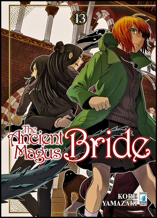 MITICO #   276 - THE ANCIENT MAGUS BRIDE 13