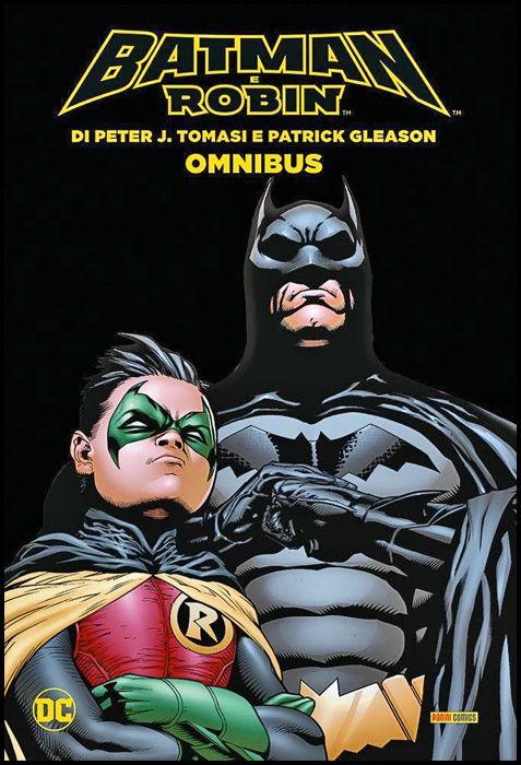 DC OMNIBUS - BATMAN E ROBIN DI PETER J. TOMASI E PATRICK GLEASON