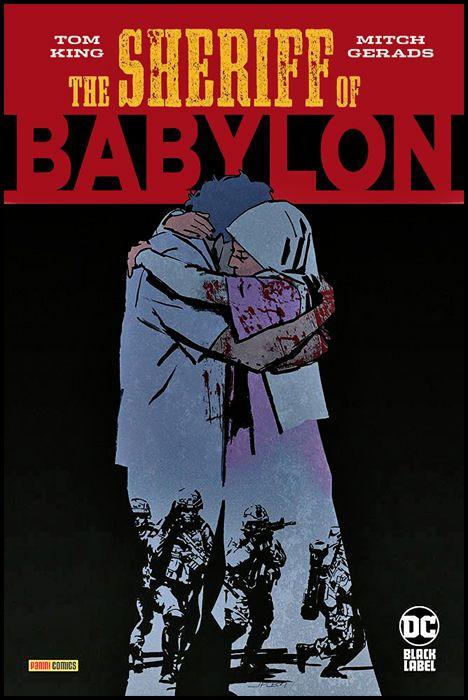 DC BLACK LABEL DELUXE - SHERIFF OF BABYLON