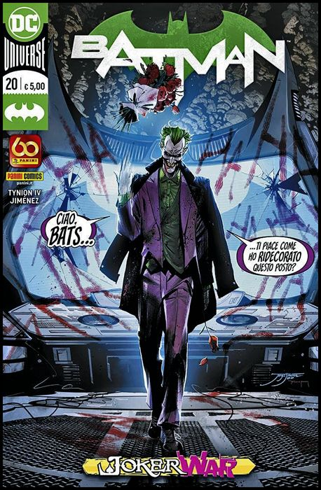 BATMAN #    20