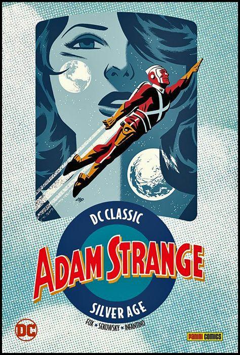 DC CLASSIC SILVER AGE - ADAM STRANGE #     1