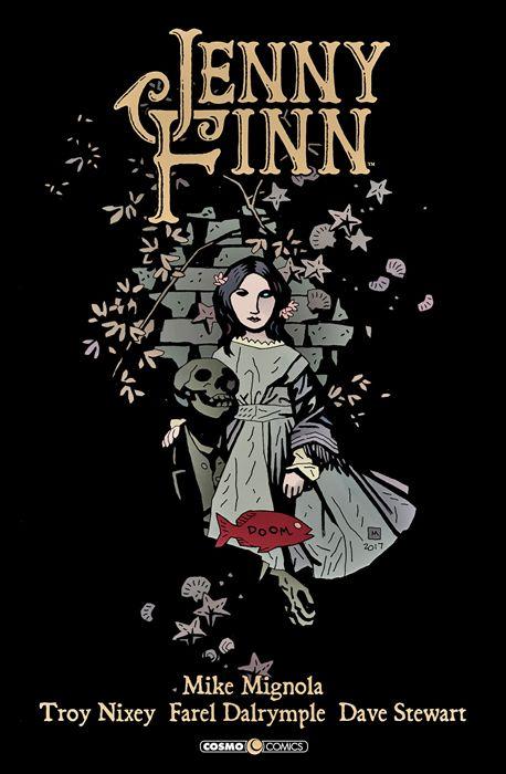 COSMO COMICS #   112 - JENNY FINN