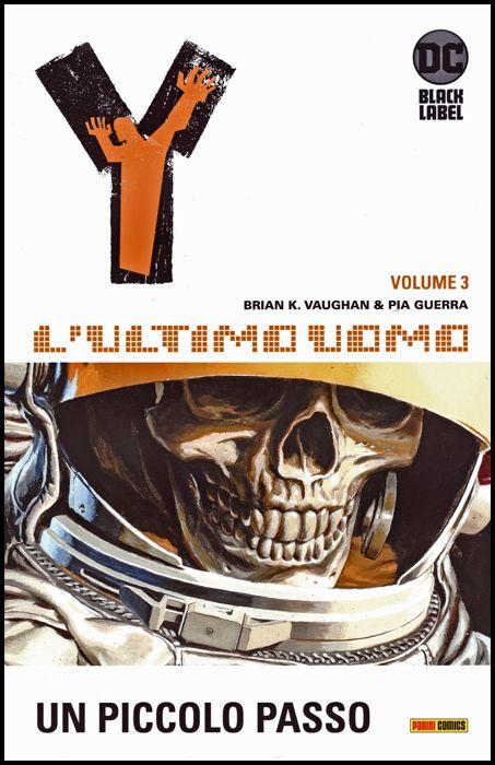 DC VERTIGO COMPLETE COLLECTION BLACK LABEL - Y L'ULTIMO UOMO #     3: UN PICCOLO PASSO