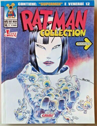 RAT-MAN COLLECTION #    12 + POSTER